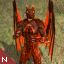 Improved Male Red Gold Dragon